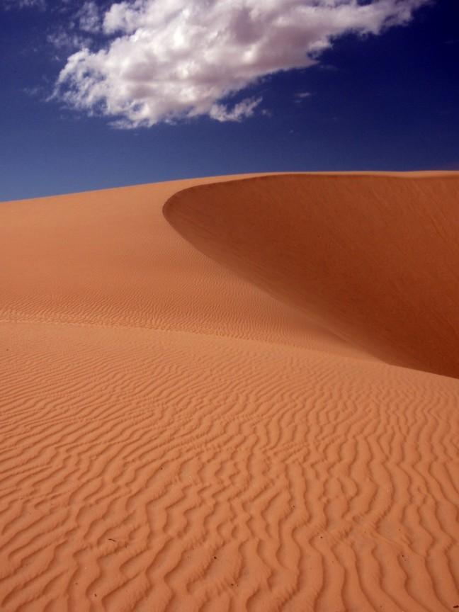 Woestijn?