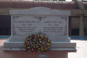 graf van martin luther king