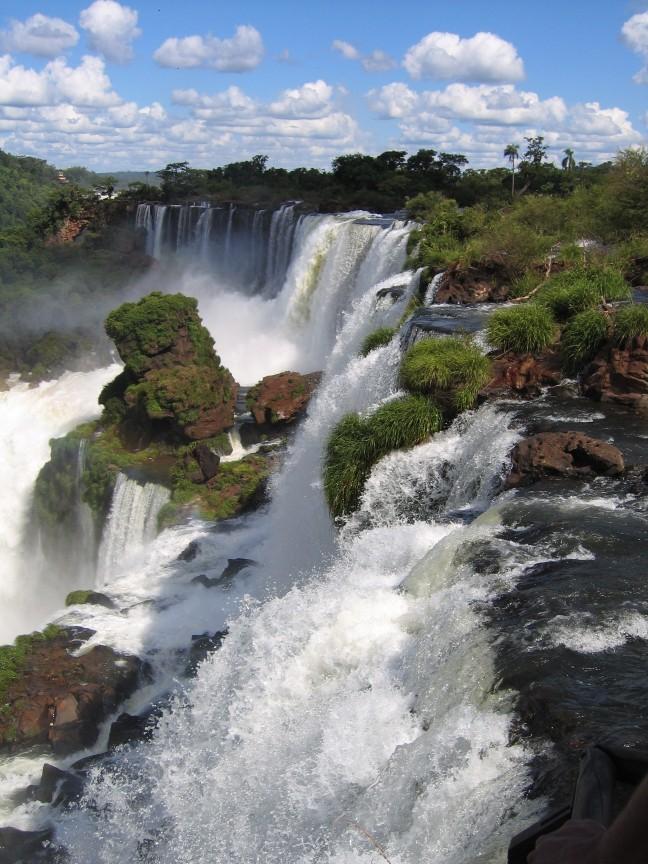 Watervallen Iguazu