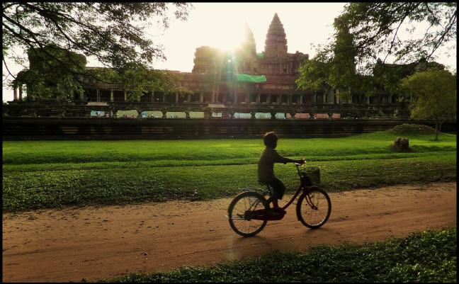 Rondje Angkor