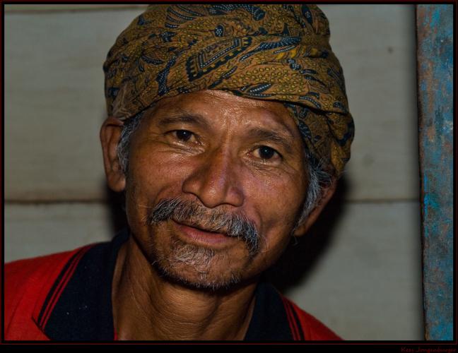Man in Ruteng