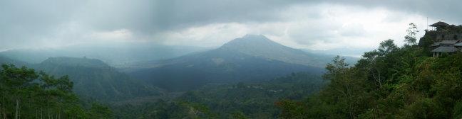 Batung Gatar op Bali