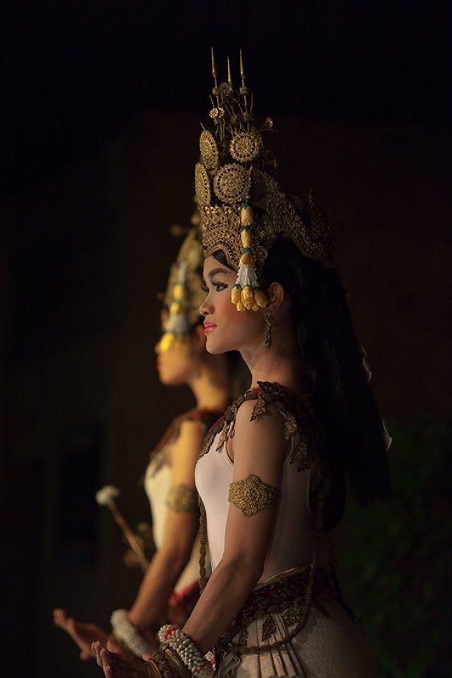 Angkor Wat ......Apsara dans