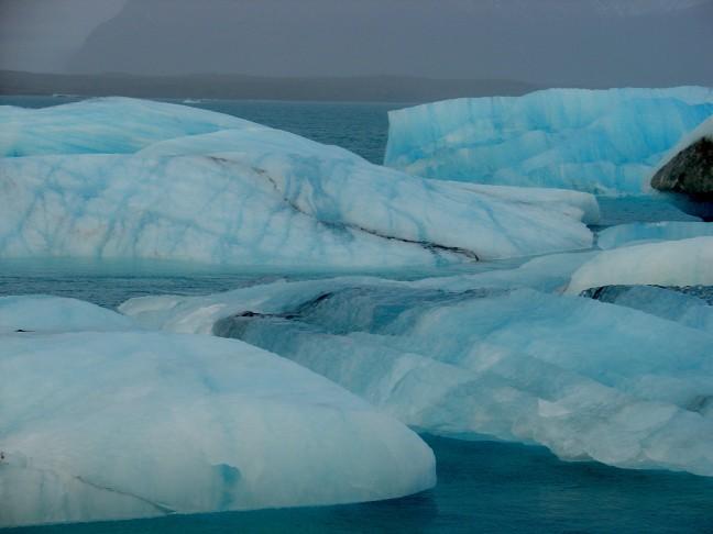 Vatnajokull gletsjer
