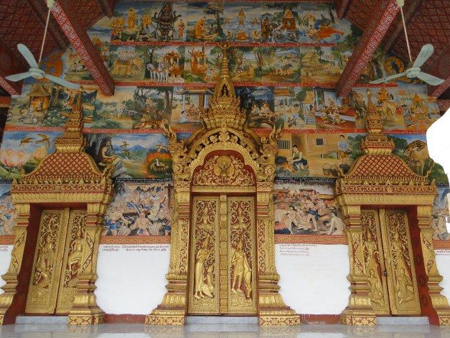 Ingang Tempel