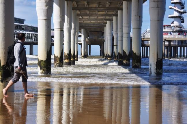 Strandwandeling.