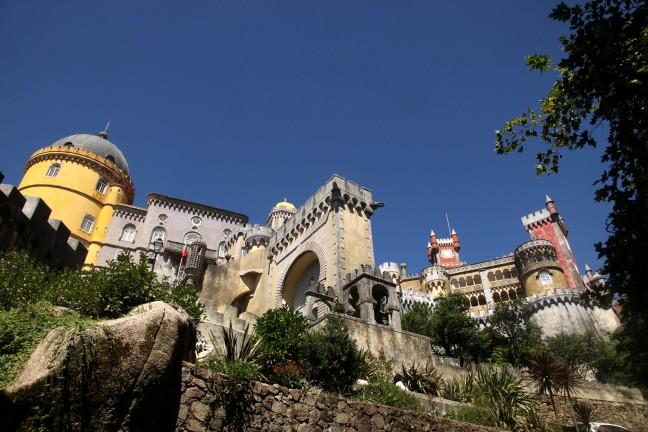 Paleis van Pena in Sintra