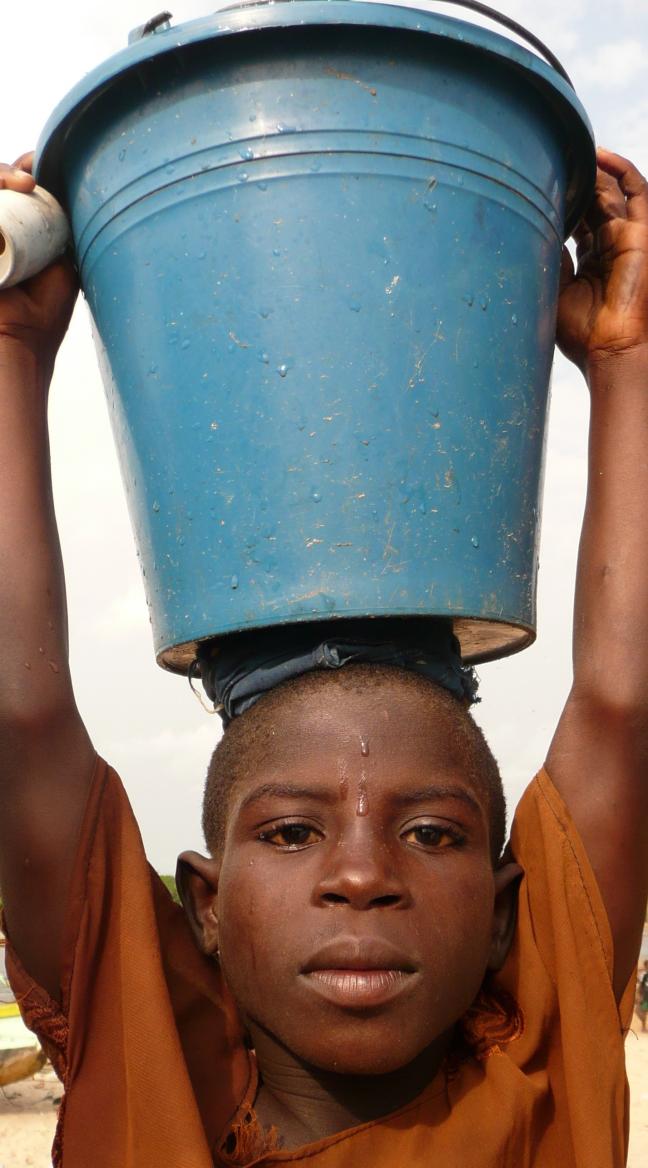 Water halen deel 2