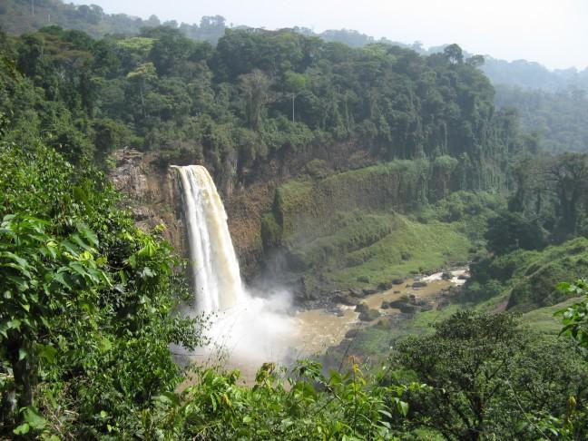 Ekom waterval