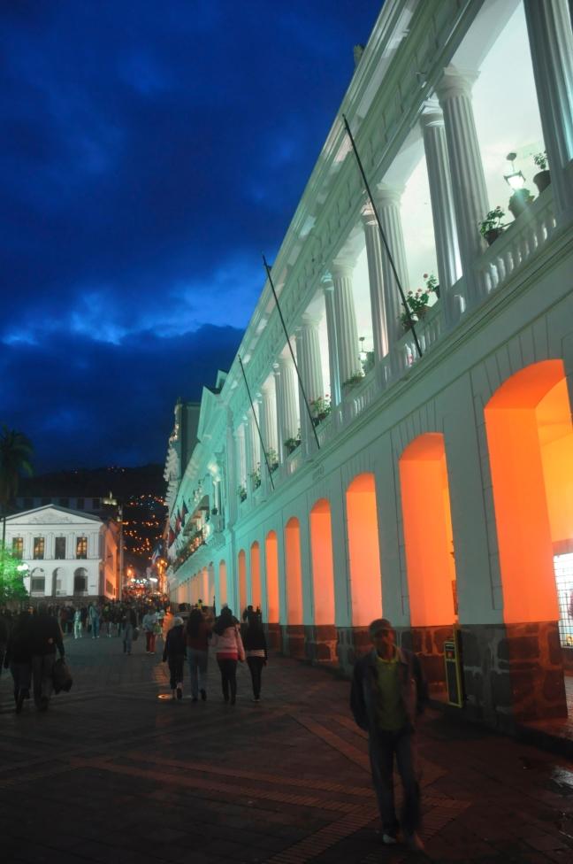 Stadhuis Quito