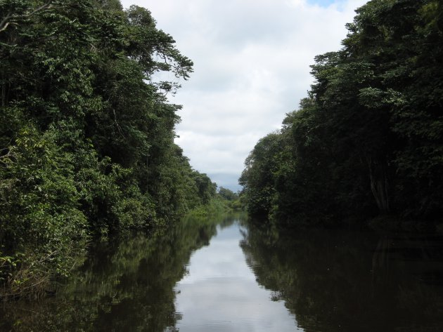 Lagune Gabon
