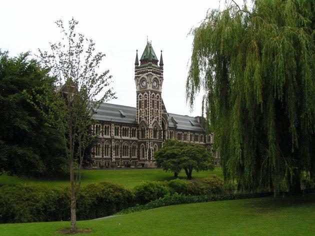 Universiteitsgebouw Dunedin