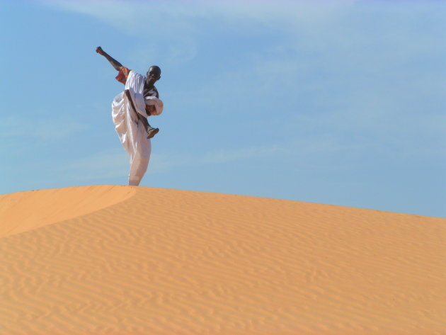 woestijngekte