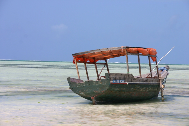 Strand Pongwe beach, Zanzibar