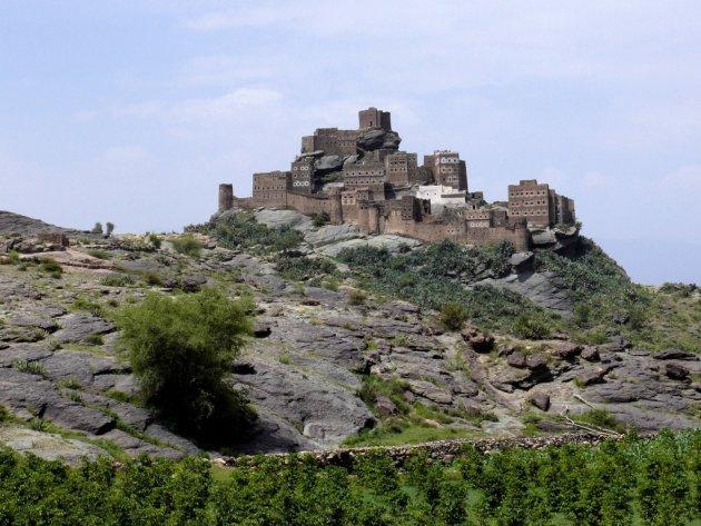 Jebel Burra