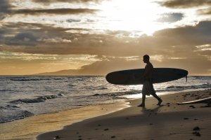 SURF SUNSET