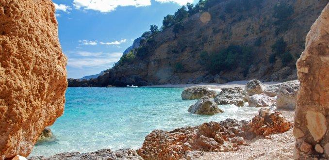 Cala Gonone, een beschermde kunststreek in Oost Sardinie