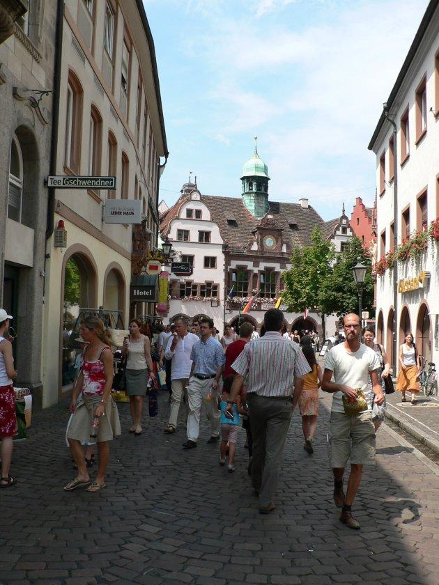 Shoppen in Freiburg