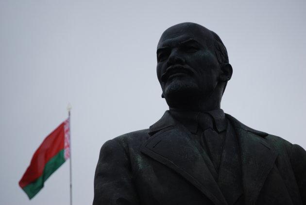 Lenin in Minsk