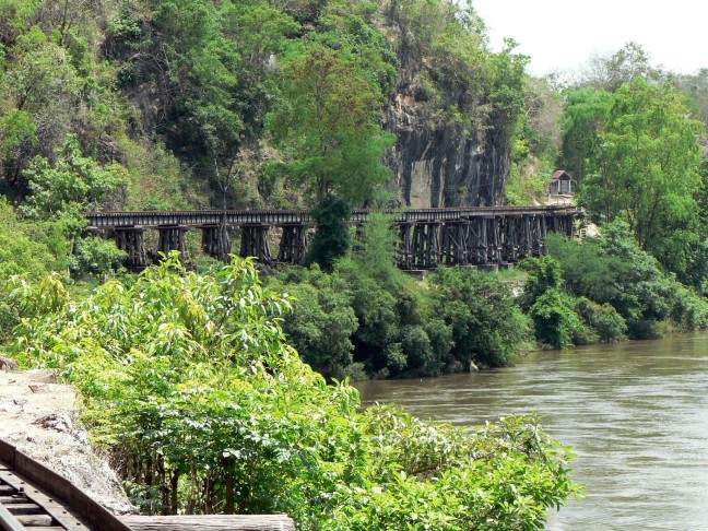 Birma spoorlijn