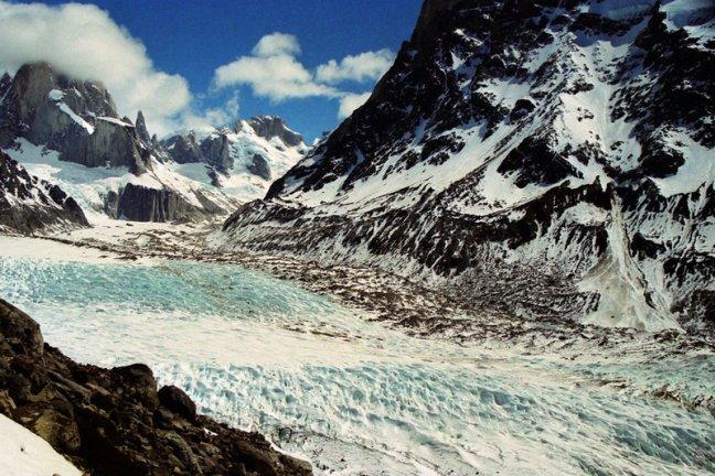 Gletsjer Torre