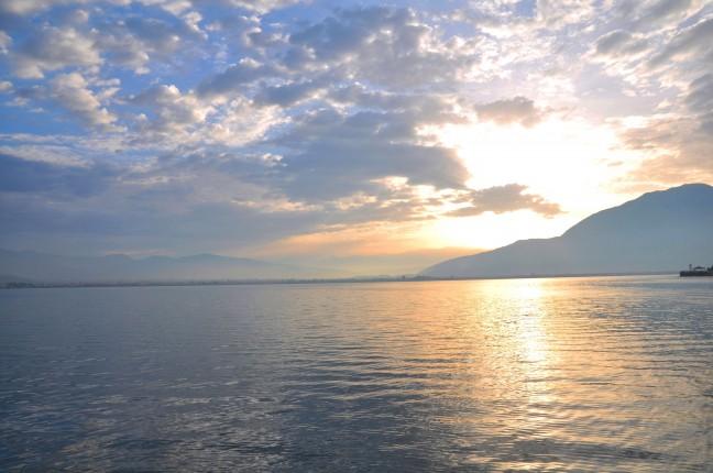 zonsopgang Fethiye