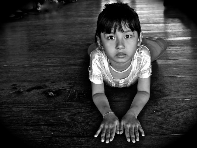 danseresje in Phnom-Penh