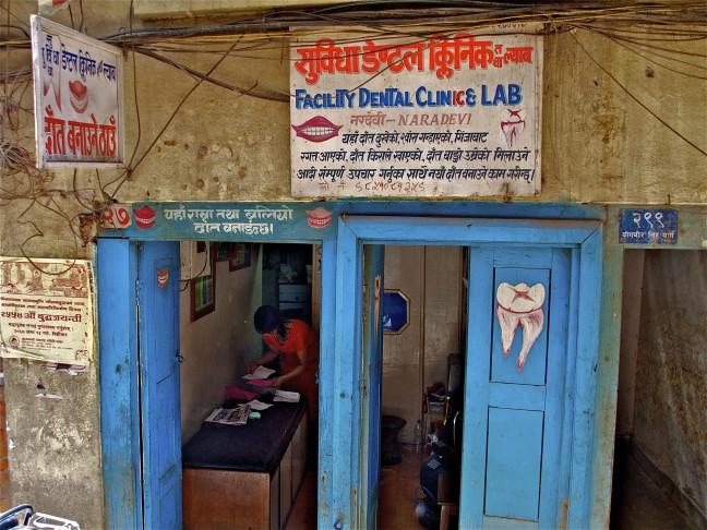 tandarts in kathmandu