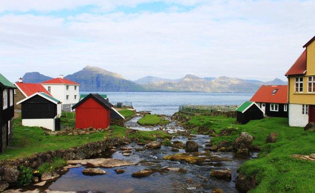 Faroer Groen