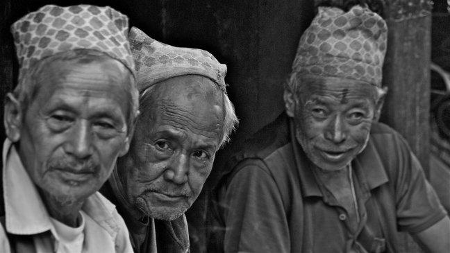 loeren in Bhaktapur