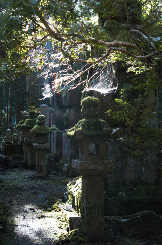 Okunoin-begraafplaats, Koyasan