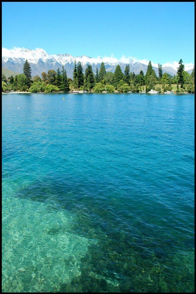 Turquoise Water Queenstown