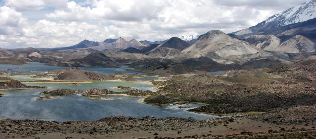 Lago Parinacota