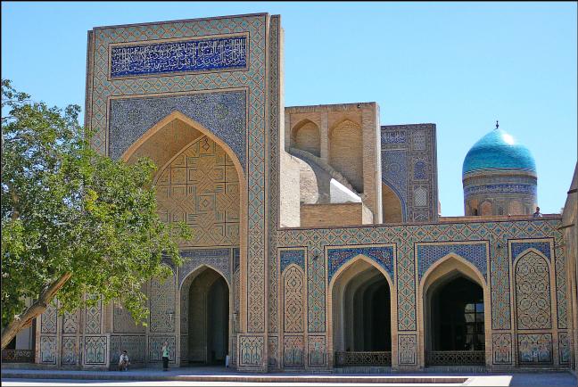 Alim Khan Madrasa