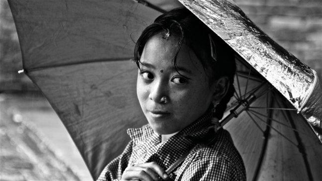 Regen in Nepal