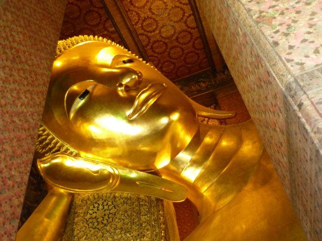 Goudgele Budha