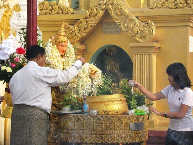 offeren en bidden