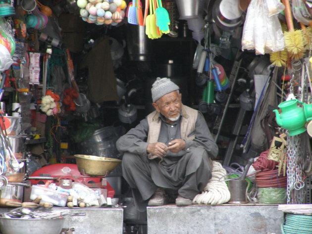 buurtsuper in Leh