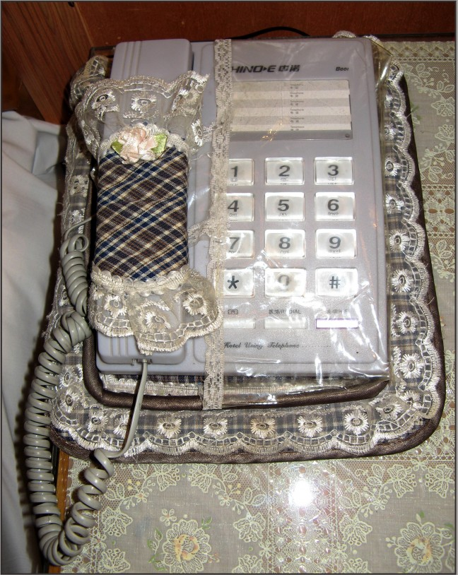 Telefoon terreur