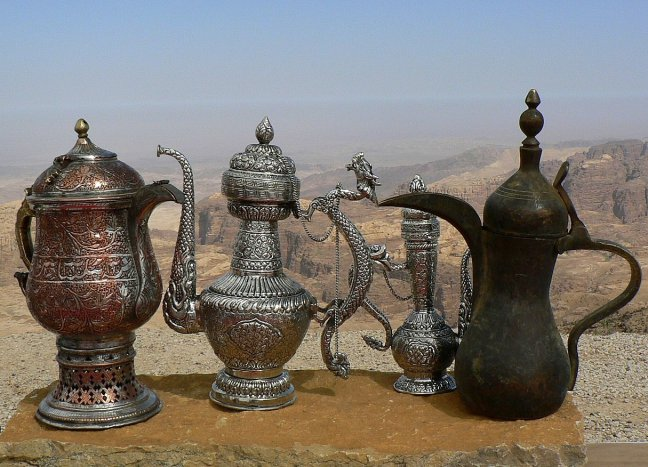 zilvergrijs in Petra
