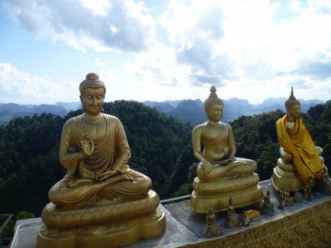 De drie Budha`s...