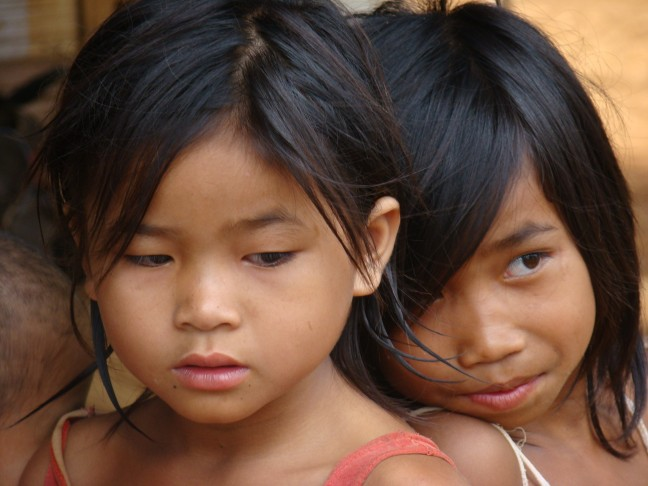 Lieve Thaise Kindjes