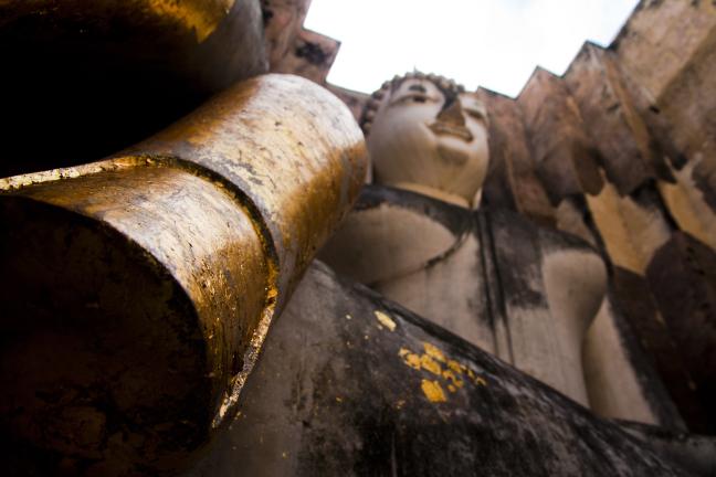 Wat Si Chum Buddha