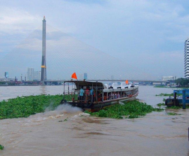 Bangkok te water