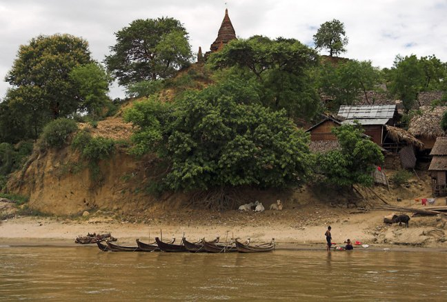 The great Irrawaddy
