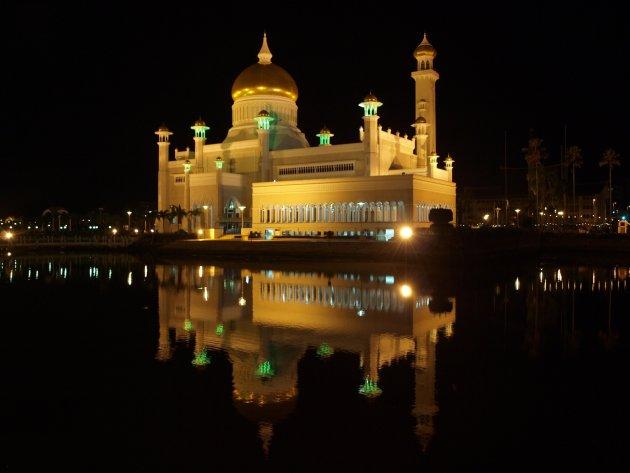 Omar Ali Saifuddein moskee