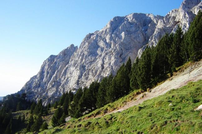 Pedraforsa Pyreneen