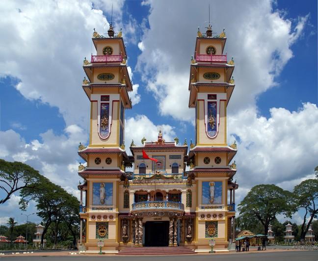 Oecumenische tempel