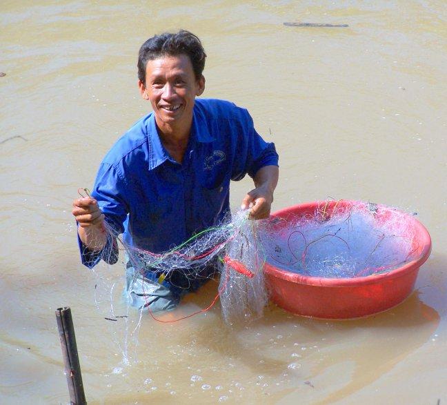 Mekong visser