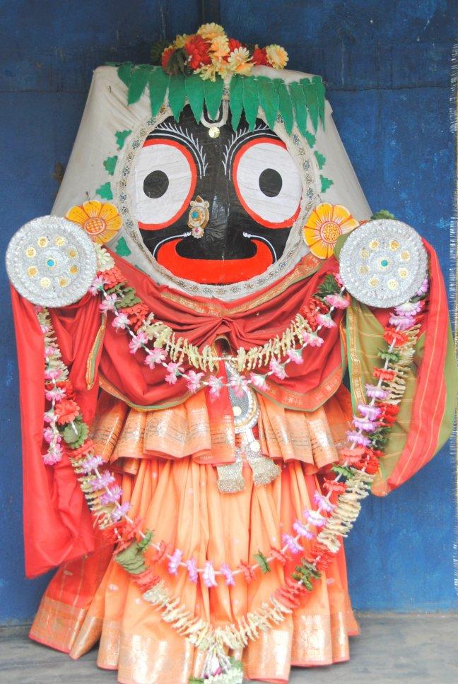 Indische God.
